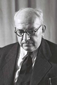 Peretz (Fritz) Naphtali, 1888-1961