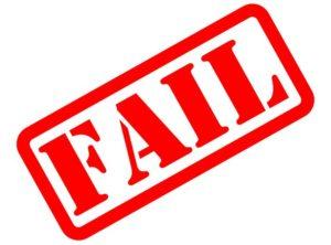 FAIL - Fehler