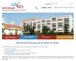 Keine klassische Hierarchie im Krankenhaus Spremberg