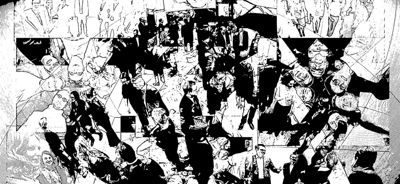 Netzwerkorganisation Comic