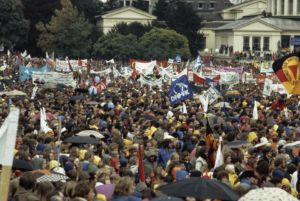 Sinus-Jugend-Studie - Großdemo 1981