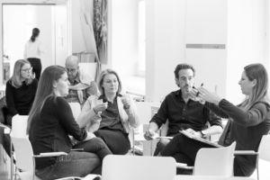 Im Dialog - die hybride Organisation