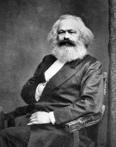 Karl Marx als Feind des Sowohl-als-auch