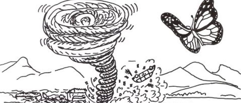 Synergetik - Schmetterlingseffekt