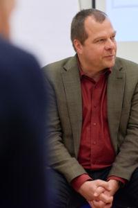 Elmar Türk, Spezialist für psychologische Reifemodelle und Ich-Entwicklung