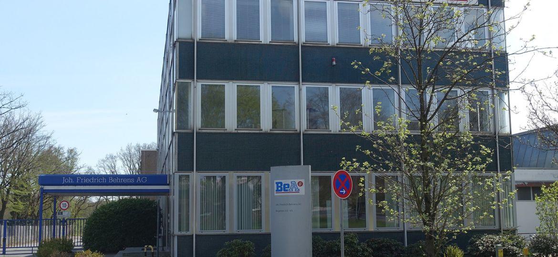 Firma_Joh._Friedrich_Behrens_AG_in_Ahrensburg_Bogenstraße